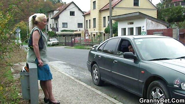 Taxista Andrea Obermeier bilatinmen gay gratis